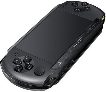 Sony PSP E1008 Base Pack Black